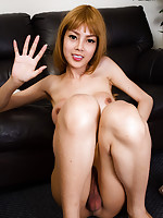 Rin is a beautiful 18 years old ladyboy from Bangkok. She studies at university at the moment and didn't want to share her contact info. She is tall, nice body and face. She prefers to be bottom.